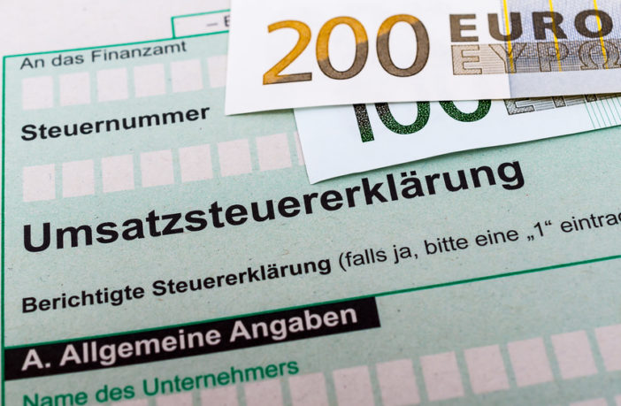 Umsatzsteuerrückerstattung