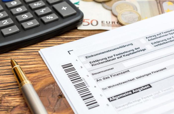 ändert sich die steuernummer bei umzug